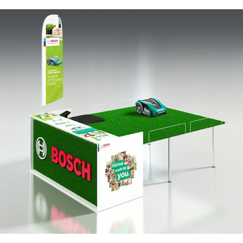 BOSCH-POPAI-AWARDS-2018-Home-and-Garden-Floor-display-SILVER-niestandardy